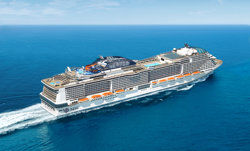 MSC Meraviglia / © MSC Rights